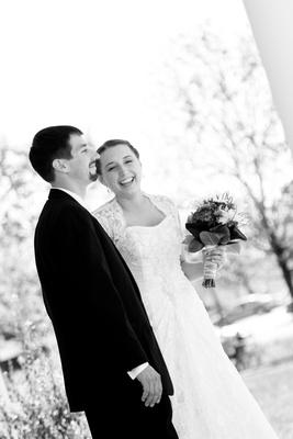 Kristy Photography: First Look &emdash;